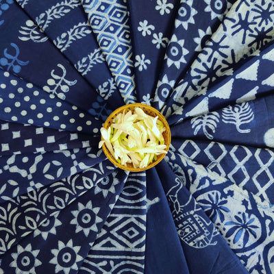 Indigo Cotton Fabrics