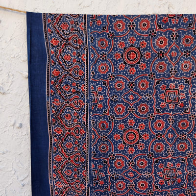 Pure Cotton Noor Ajrak Dupatta