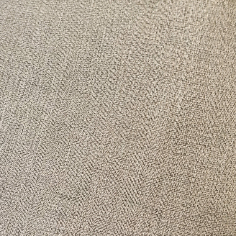 Pure Cotton Textured Light Grey Woven Fabric