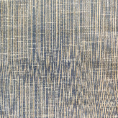 Pure Cotton Handloom With Shades of Blue Woven Fabric