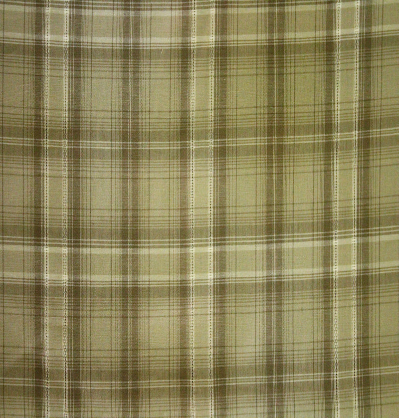 Vintage Checks Handloom Fabric