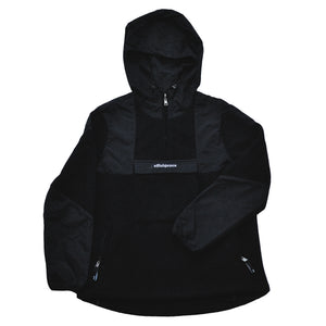 CUT & SEW FLEECE - BLACK