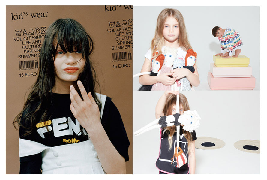 Kidswear Magazine Vol 48, January 2019