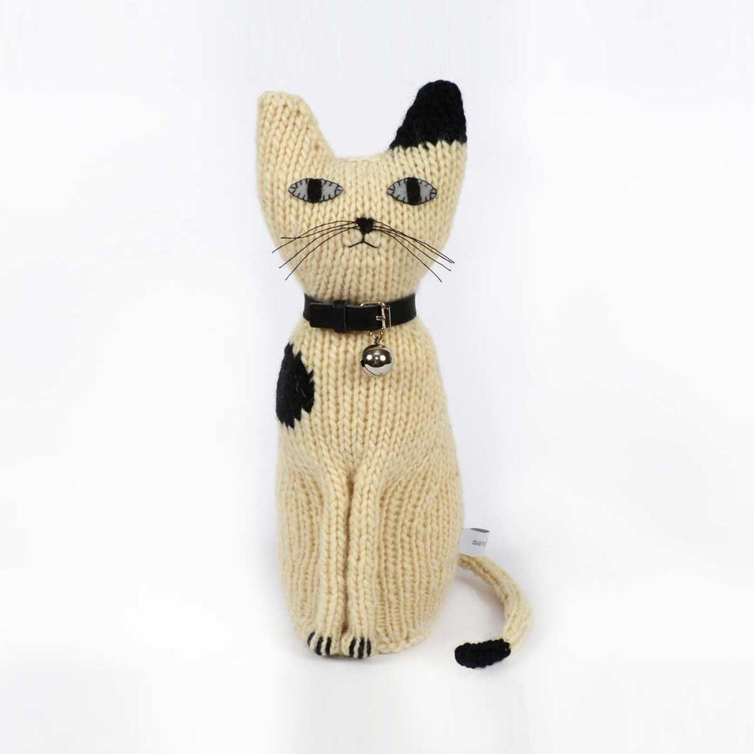 Severina Kids Hand Knitted Cat Max