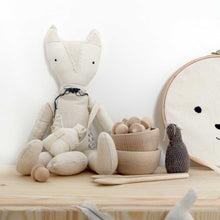 Severina Kids Cotton Fox sitting on shelf
