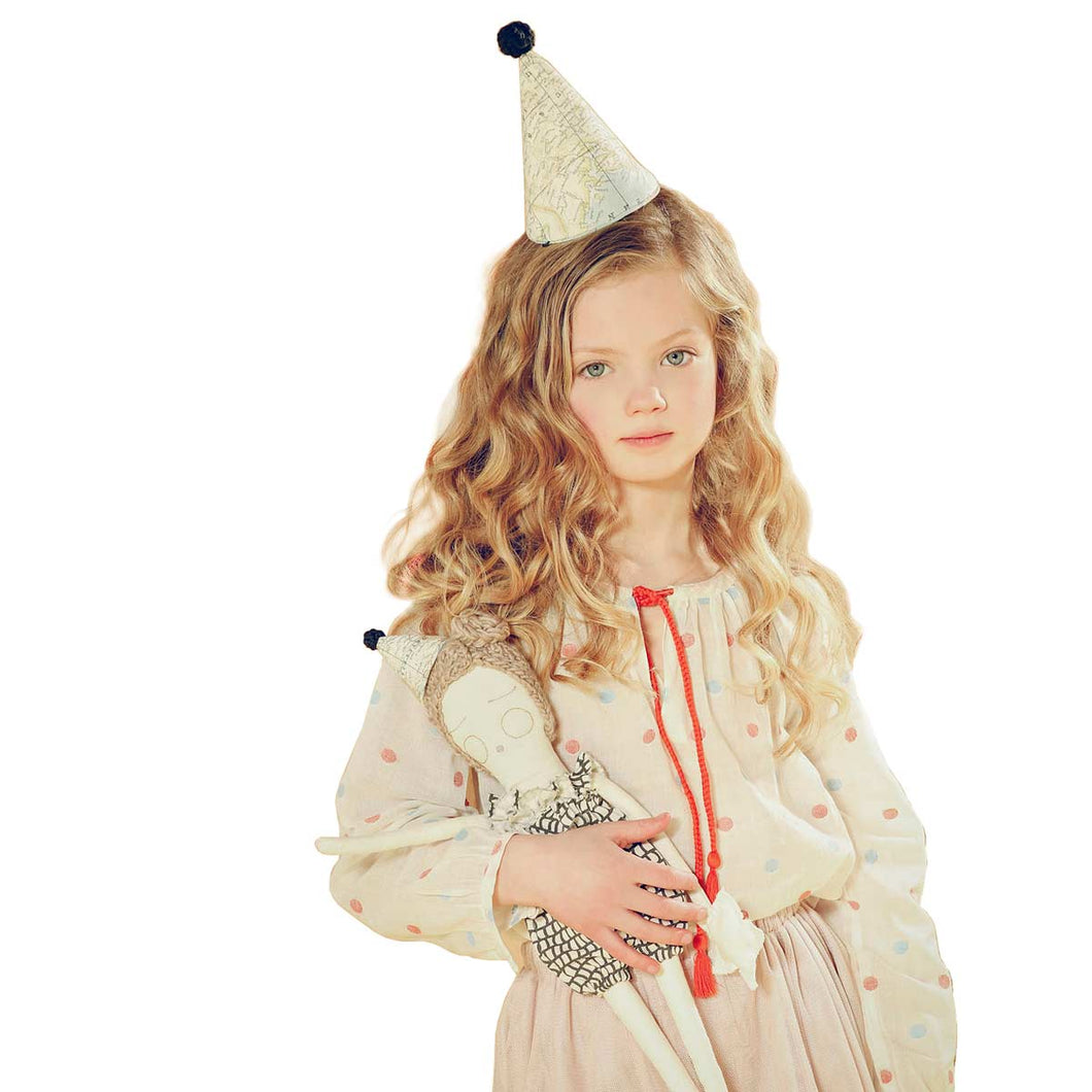 Severina Kids party hat doll