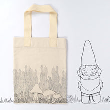 Severina Kids Mushrooms Tote Bag Illustrated