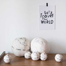 Embroidered cotton globes Severina Kids