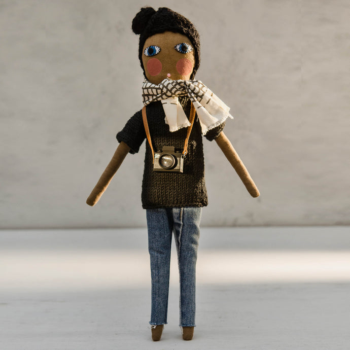 Fashion Blogger Doll