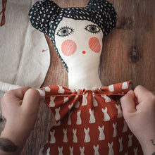 DIY Dress Doll