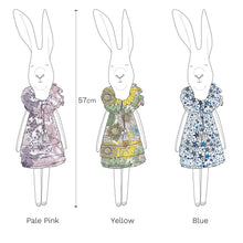 Zoo Londoners Bunny Limited Edition dimensions and three colour options