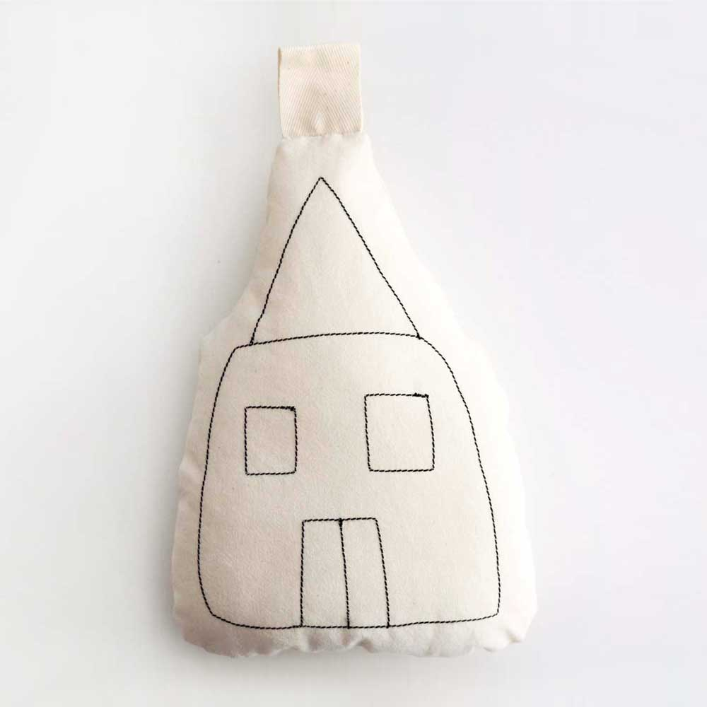 Severina Kids Cablecar pillow