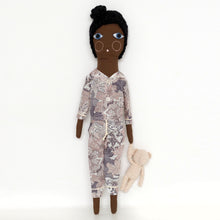 Pyjamas Doll Brunette