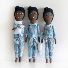 Pyjamas Doll Black