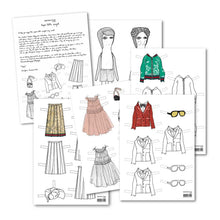 Paper Dolls Project