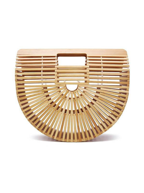 Beach Bamboo Handbag