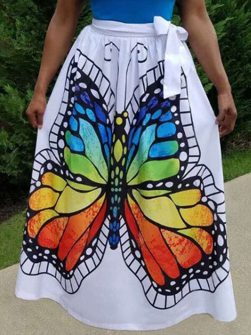Butterfly Full Skirt