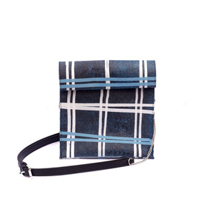 Roll-down Cross-body bag