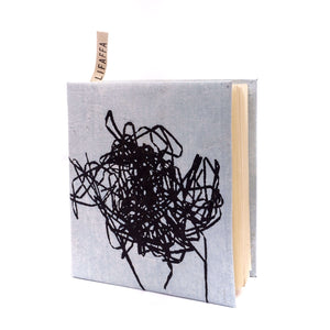 Black Spaghetti Notebook