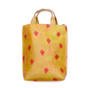 Autumn Mustard Shopper