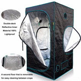 1680D Marshydro 100*100*180cm Grow tent Indoor Grow Tent.
