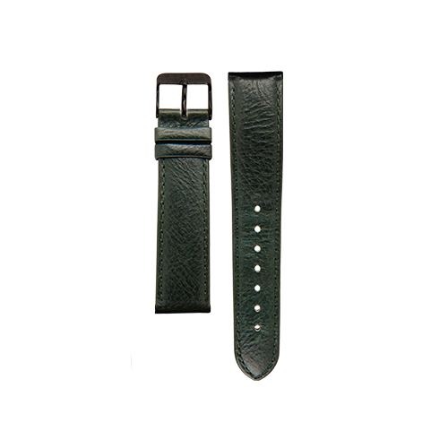 Army Green Band Black Buckle