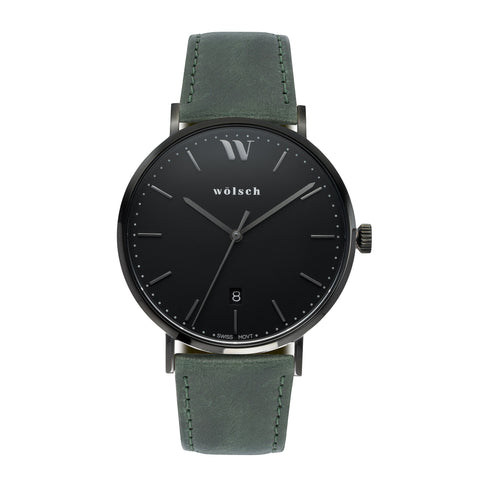 VERSA 40 Black / Army Green
