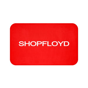 Shop Floyd Bath Mat [Red]