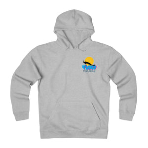 Rising Sun Hoodie [Multiple Colors]