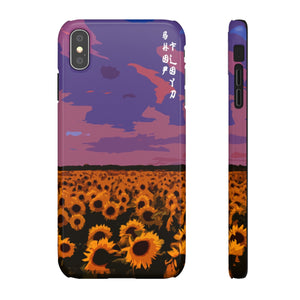 Love Speaks Slim Phone Case [Glossy/Matte]
