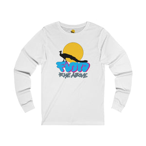 Rising Sun Long Sleeve [White]