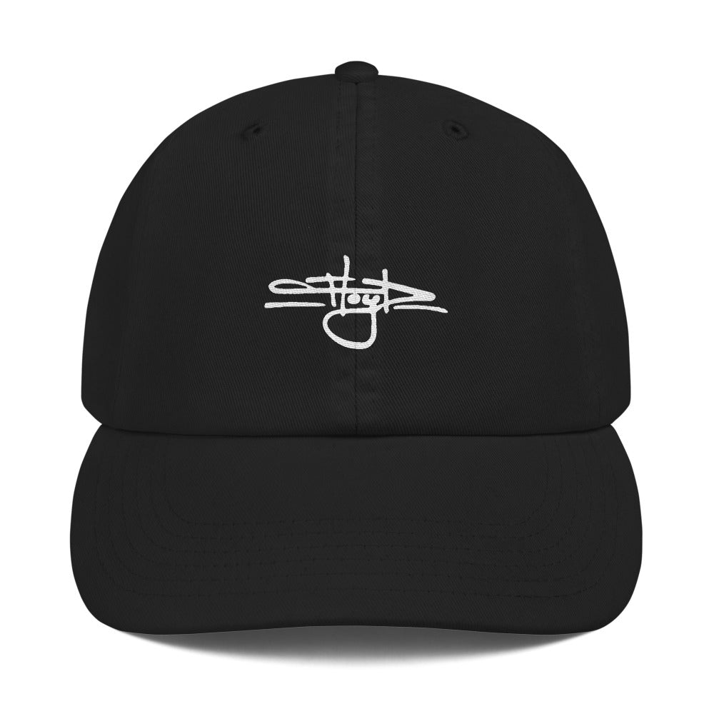 Floyd x Champion Dad Hat [Black]