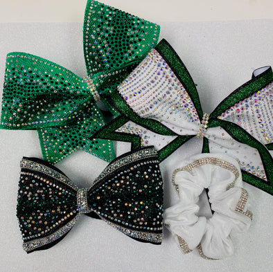 BAB School Package (3 Bows + Scrunchie)