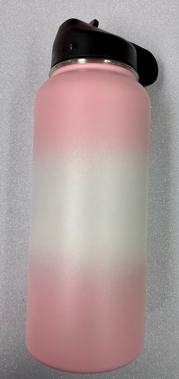 Pink Ombré Waterbottle