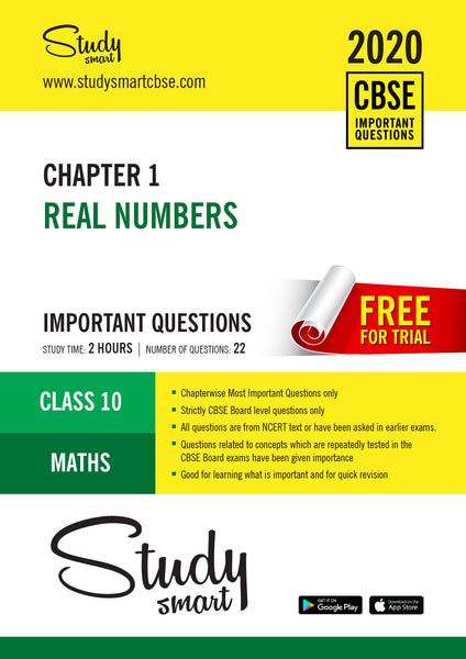 Class 10 Maths Chapter 1 Real Numbers Most Important Questions