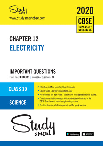 Class 10 Science Chapter 12 Electricity Most Important Questions