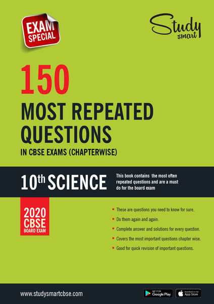 Class 10 Science Most Repeated Questions in CBSE Exams