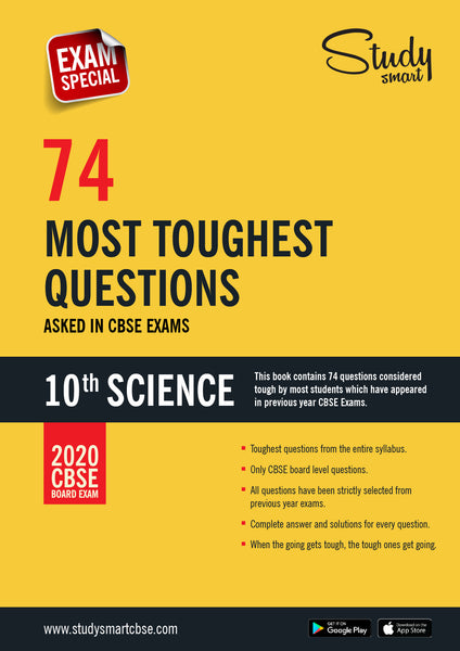 Class 10 Science Most Toughest Questions