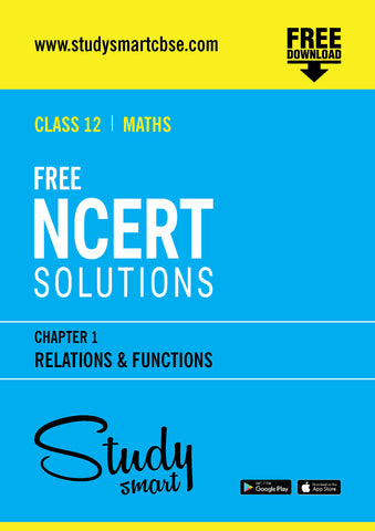 01. Relations & Functions