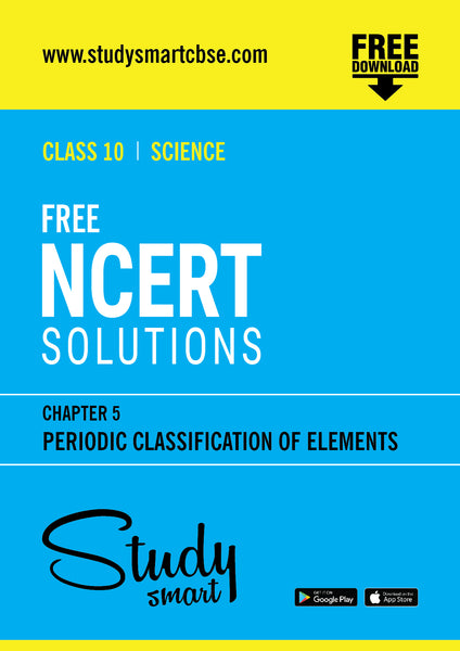 05. Periodic Classification of Elements