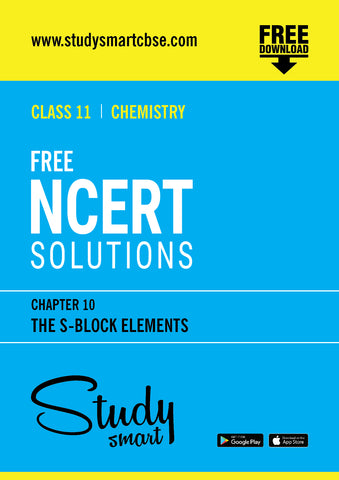 10. The s-Block Elements