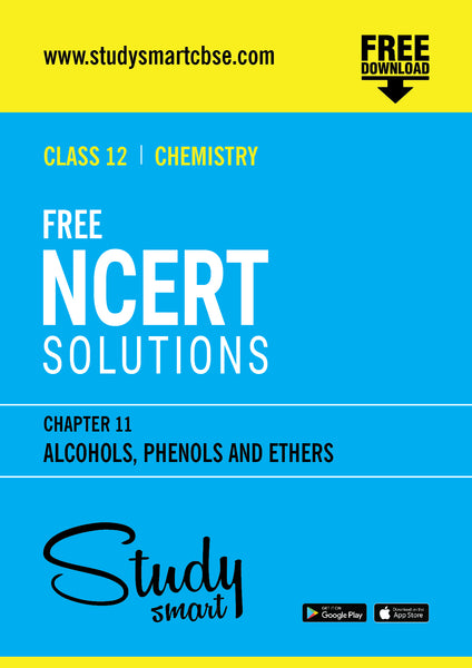 11. Alcohols, Phenols and Ethers