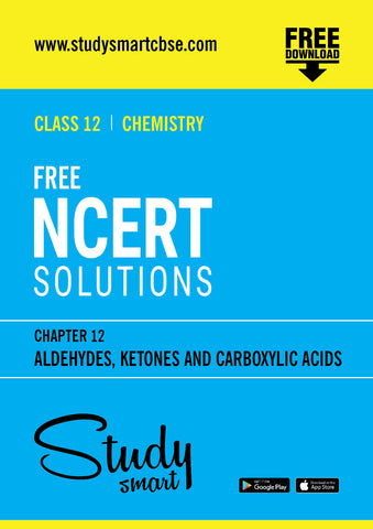 12. Aldehydes, Ketones and Carboxylic Acids