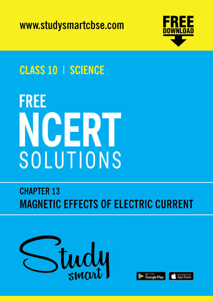 13. Magnetic Effects of Electric current