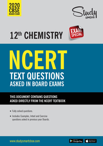 Class 12 Chemistry NCERT Questions asked in Board Exams