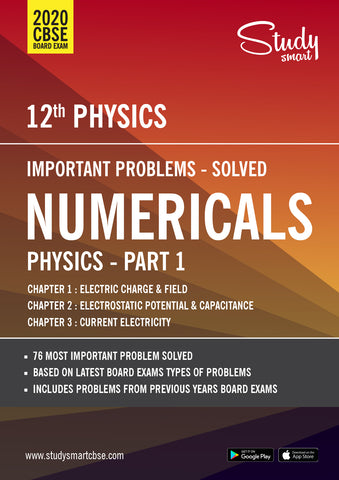 Class 12 Physics Numericals -  Part 1