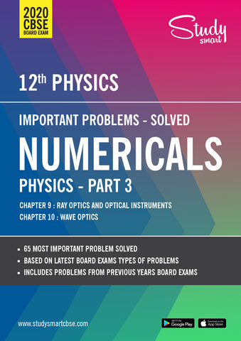 Class 12 Physics Numericals -  Part 3