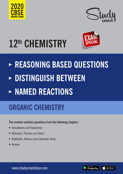 Organic Chemistry - Reasoning Based, Distinguish Between, Named Reactions