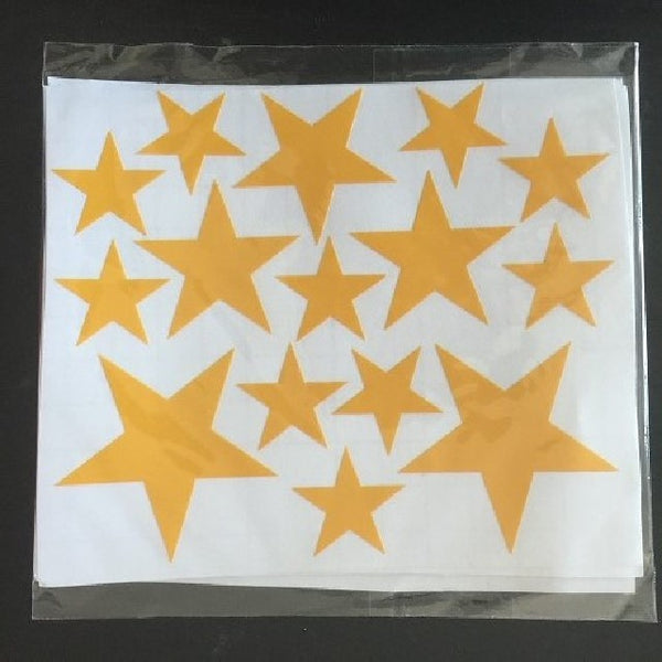 Star Wall Stickers