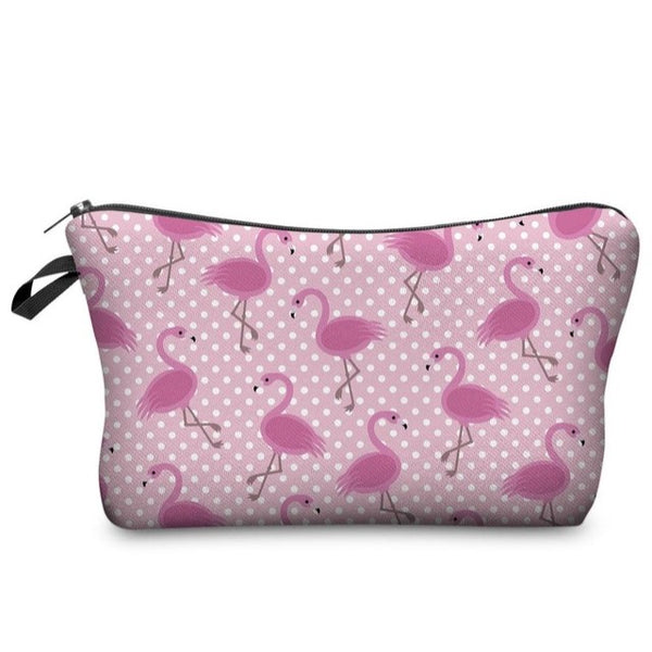 Animal Cosmetic Bag